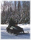 Snowmobile Ontonagon