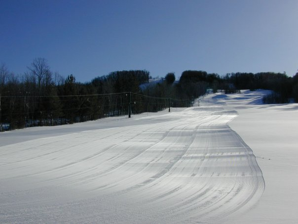 Porcupine Mountains Ski Area
